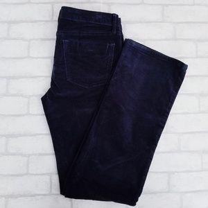 Banana Republic Corduroy Jeans Navy 2